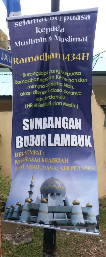 bubur poster