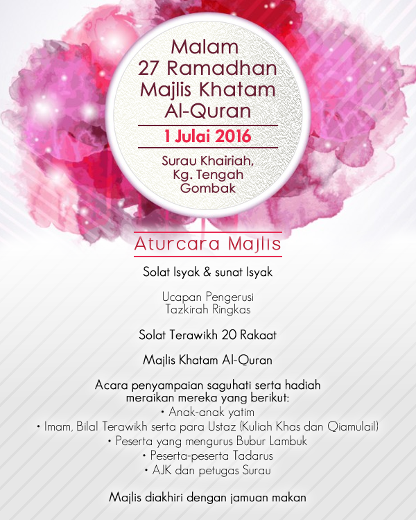 Ramadhan hari 27